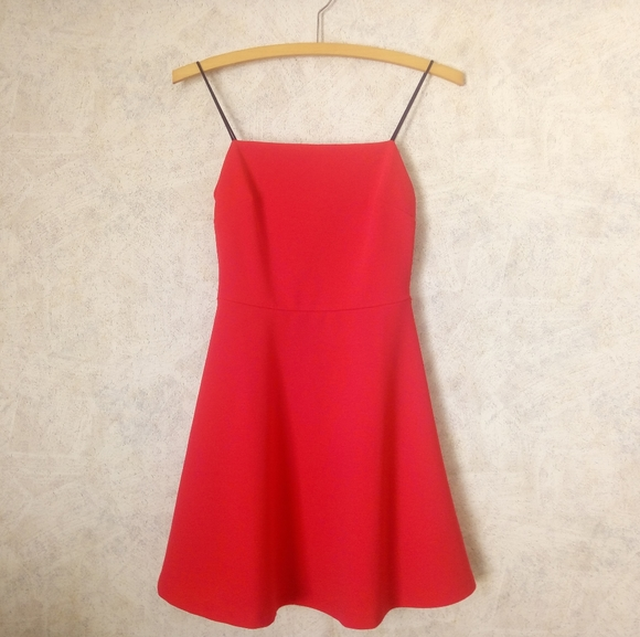 Urban Heritage Dresses & Skirts - NWT Urban Heritage Red skater dress